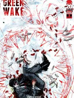 Comic Review: Green Wake – Issue 9