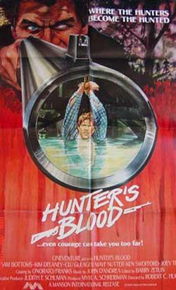 Film Review Hunter S Blood 1986 Hnn