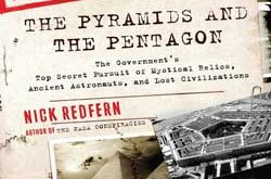 he Pyramids and the Pentagon - Author Nick Redfern