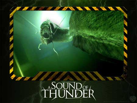 a sound of thunder movie