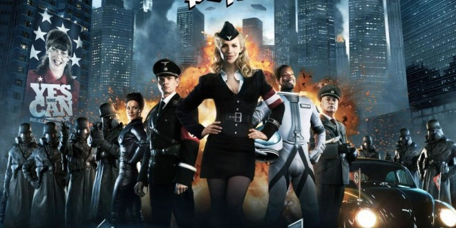 Film Review: Iron Sky (2012)