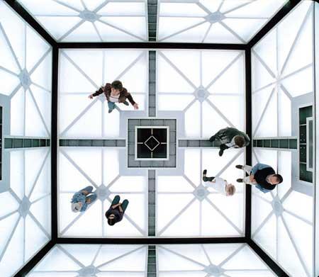 cube 2 hypercube movie review