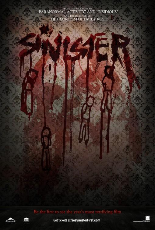 Risultati immagini per sinister movie poster