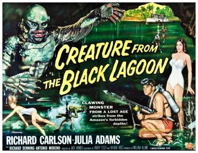my creature from the black lagoon stephen king summary