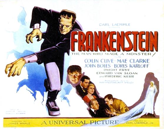 Film Review: Frankenstein (1931)