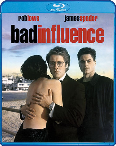 film review bad influence 1990 hnn