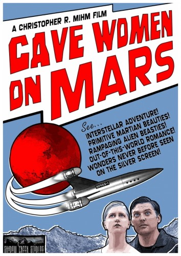 Cave Women On Mars poster 1