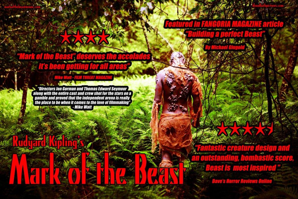 Film Review: Rudyard Kipling's Mark of the Beast (2012) | HNN