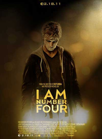 Film Review  I Am Number Four  2011