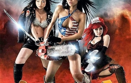 Film Review The Big Tits Zombie 2010  Hnn-4100