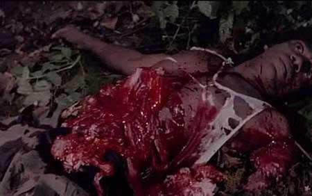 Movie eaten alive