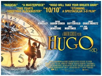 Film Review Hugo 2011 Hnn