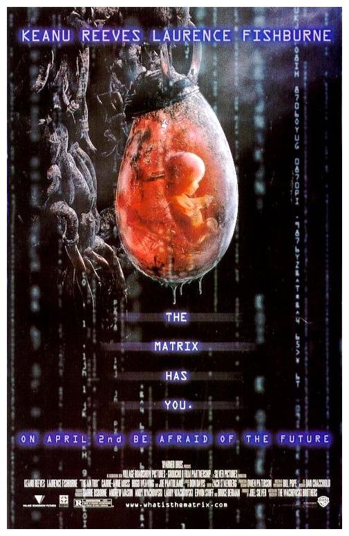Film Review The Matrix 1999 Hnn