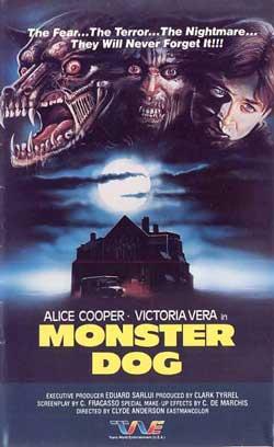 Film Review: Monster Dog (1984)   HNN