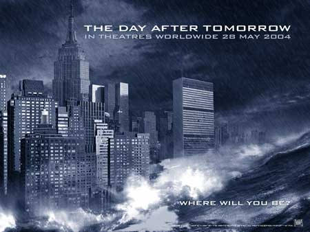the day after tomorrow movie summary