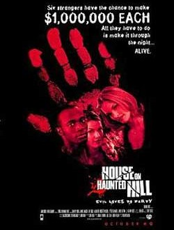 Film Review: House on Haunted Hill (1999)