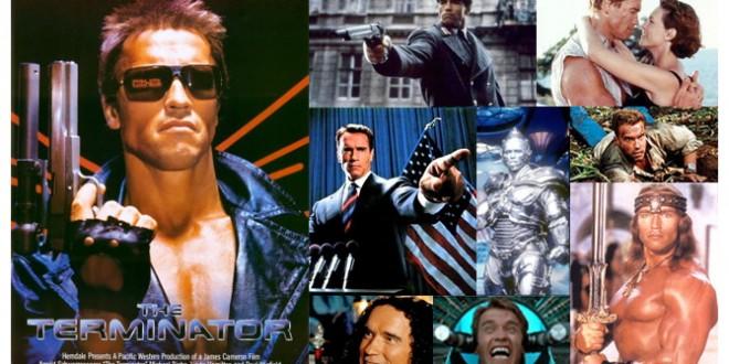 Arnold Schwarzenegger: A Retrospective of an Action Icon