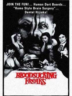 Film Review: Bloodsucking Freaks (1976)