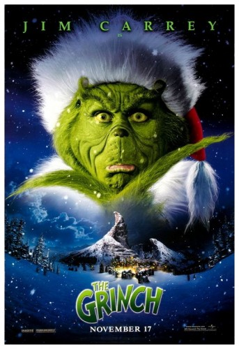 How The Grinch Stole Christmas Jim Carrey.Film Review How The Grinch Stole Christmas 2000 Hnn