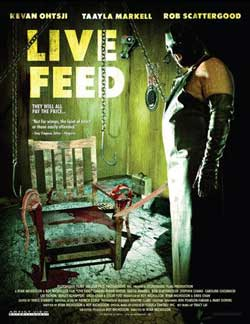 Film Review: Live Feed (2006)