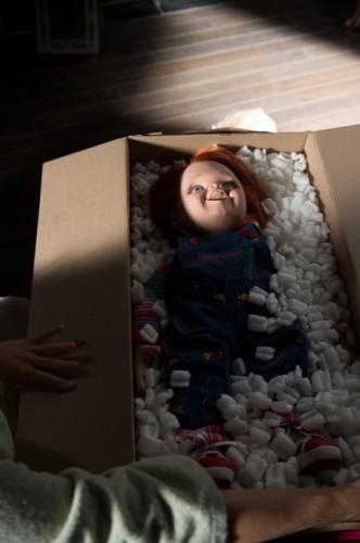 Chucky in box