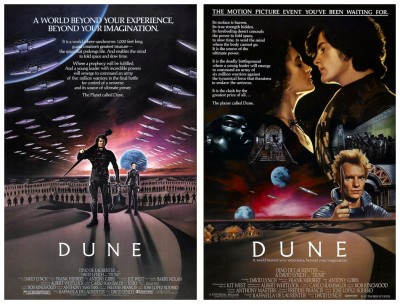 Dune posters 1