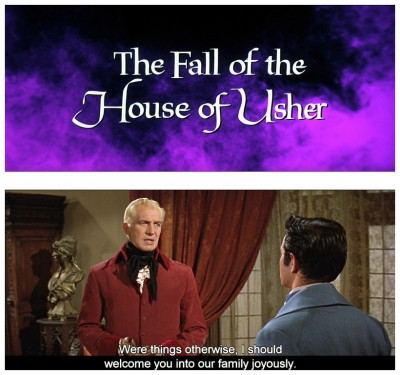 Fall Of The House Of Usher photos 1