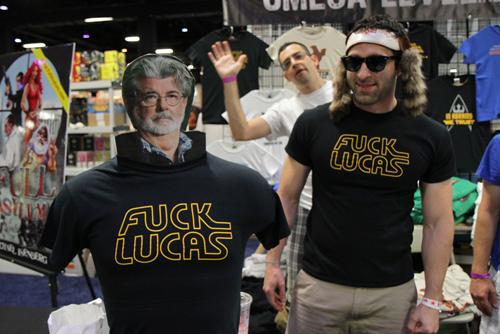 Fuck George Lucas