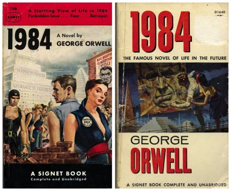 Nineteen Eighty-Four novel