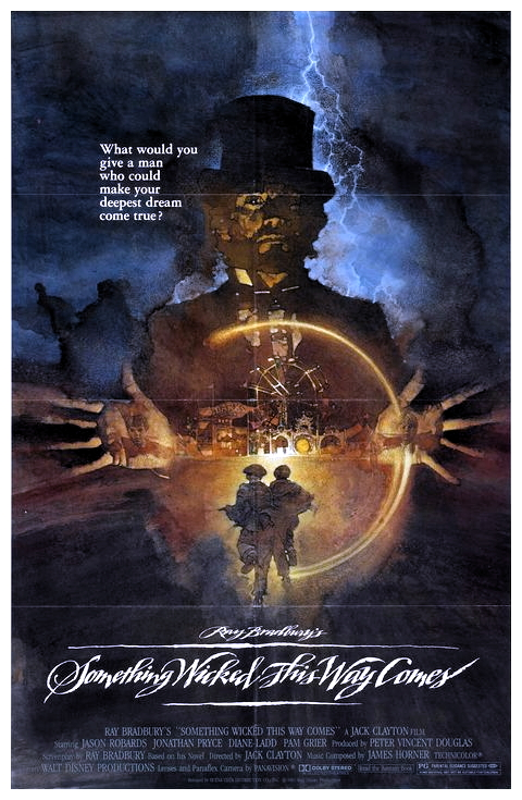 965c9007f2 Film Review: Something Wicked This Way Comes (1983)   HNN