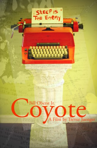 Coyote Poster Green_72