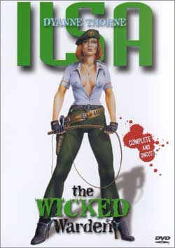 Ilsa The Wicked Warden