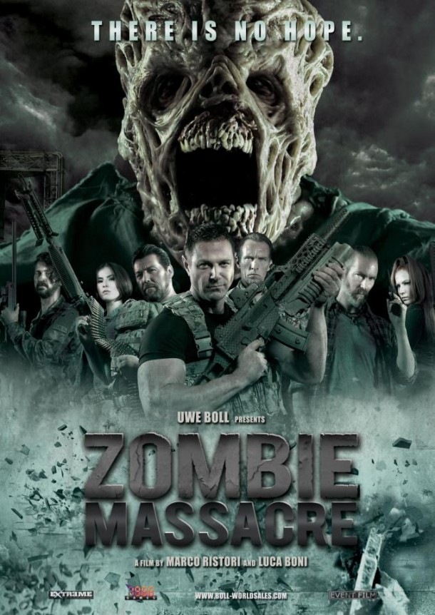 Film Review Zombie Massacre 2013 Hnn