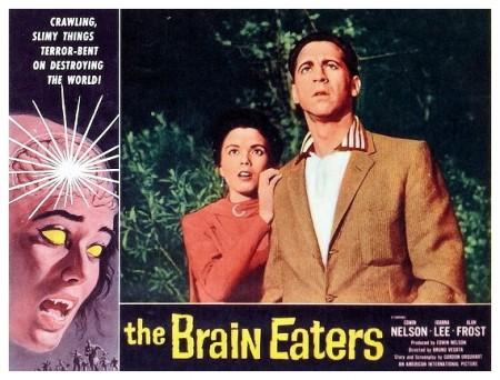 Brain Eaters lobby card 1