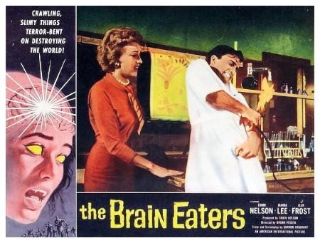 Brain Eaters lobby card 2