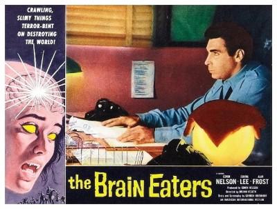 Brain Eaters lobby card 4