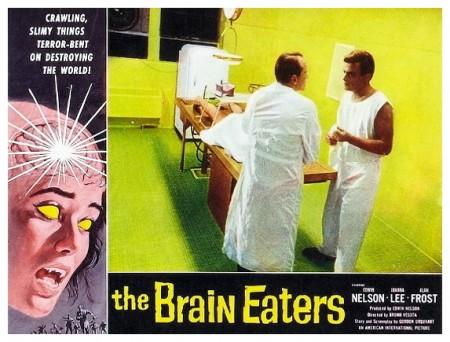 Brain Eaters lobby card 7