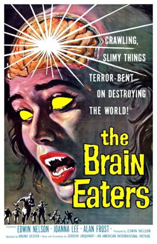 Brain Eaters poster