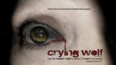 Crying Wolf Poster 1 2014