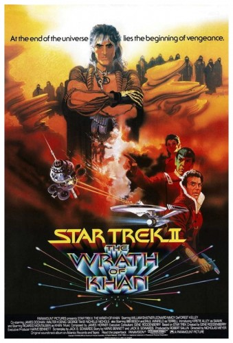 Star Trek II poster 2