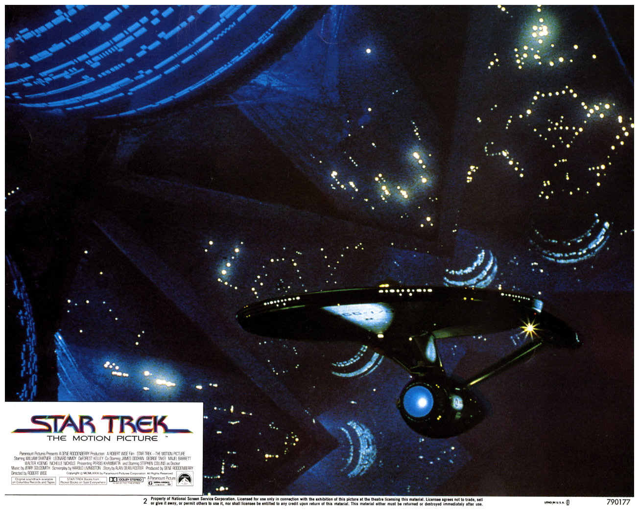 Film Review: Star Trek The Motion Picture (1979) | HNN