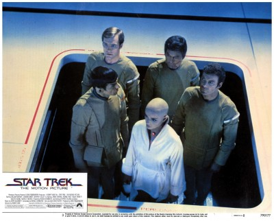 Star Trek The Motion Picture lobby card 3