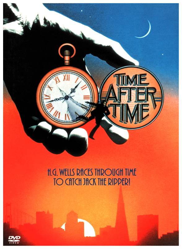 Image result for time after time movie poster