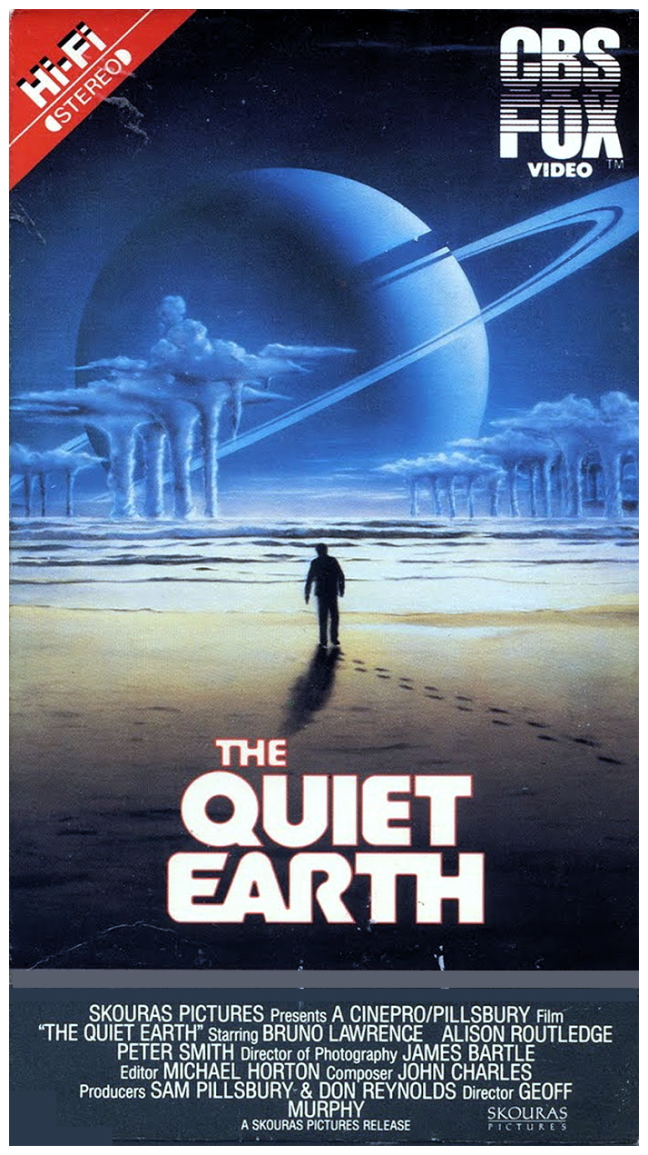 Review Of Men S Health: Film Review: The Quiet Earth (1985)