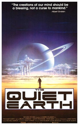 Quiet Earth poster 1