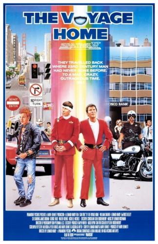 Star Trek IV poster 2