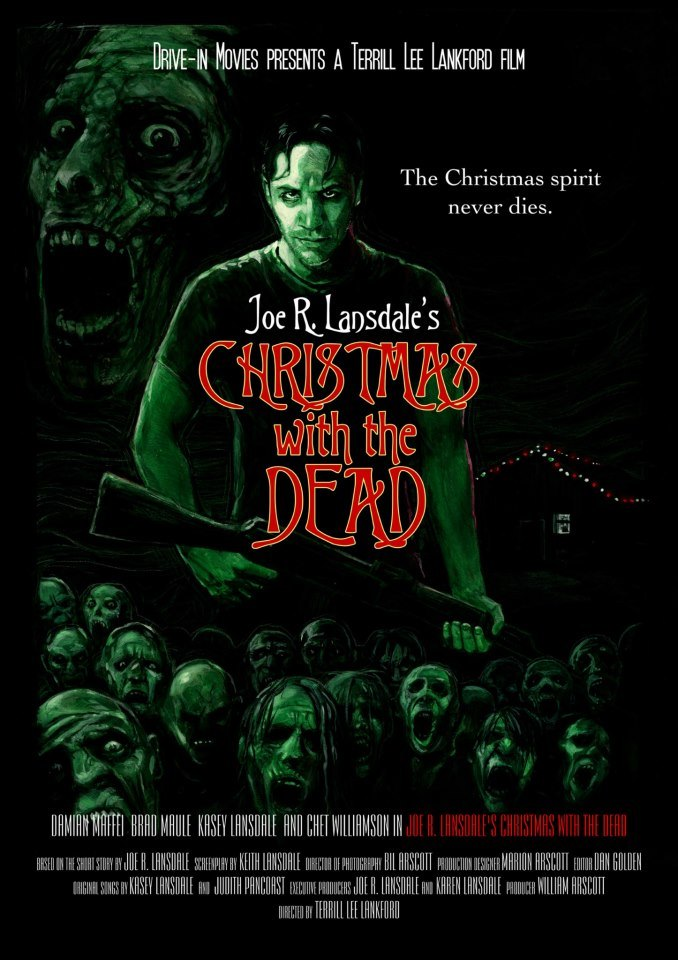 Film Review: Christmas with the Dead (2012) | HNN