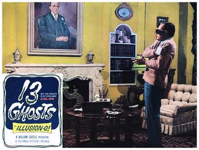 13 Ghosts lobby card 1