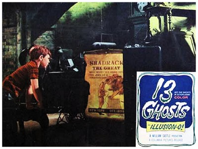 13 Ghosts lobby card 3