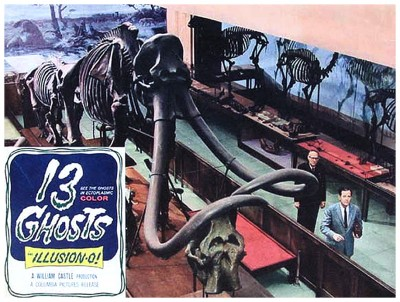 13 Ghosts lobby card 4